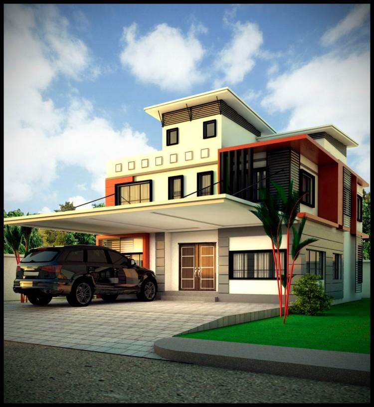 Impian Jalan Muara: Exterior