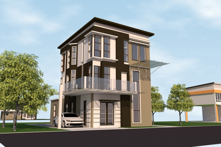 Impian Subok: 3 Storey Detached